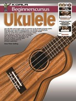 Beginnerscursus Ukulele | Boek + CD + DVD