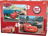 Disney 2in1 24/50pcs Cars