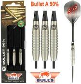 BULL'S Bullet 90% Tungsten dartpijlen - 23 gram
