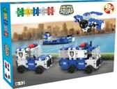 CLICS HERO SQUAD POLITIE BOX 8 IN 1
