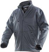 1208 Soft Shell Jacket Graphite xxl