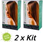 KHS Salt Free Shampoo & Conditioner 2 x KIT