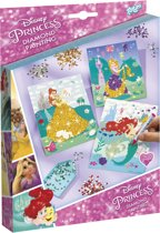 Disney Princess Diamond Painting met 2250 diamante strass stenen - Totum knutselset