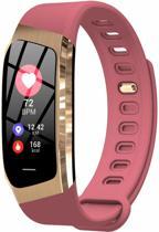 Smartwatch-Trends S18 - Activity tracker - Roze/Goud