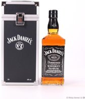 Jack Daniel's Old N°7 + Flight Case 40° 0.7L