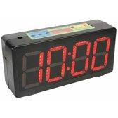 Chronometer / aftel / interval / digitale klok groot LED display
