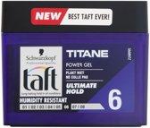 Schwarzkopf Taft Titane Power Gel - 250ml