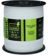 ZoneGuard Lint Classic 40 mm wit