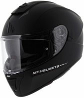 Helm MT Blade II SV Solid mat zwart M
