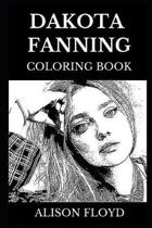 Dakota Fanning Coloring Book