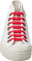 Shoeps Elastische veter Rood 14 stuks Red