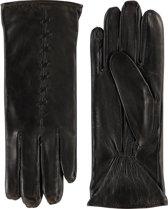 Laimböck Dames Handschoenen Lezuza Zwart Maat 7.5