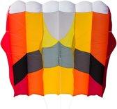 Hq Kites Eenlijnsvlieger Kap Foil 8.0 300 Cm Geel/rood