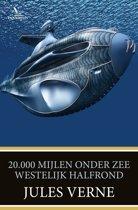 Jules Verne - 20.000 mijlen onder zee Westelijk halfrond