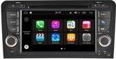 W049 Android 8.0 Navigatie S200 Audi A3 dvd carkit usb dab+