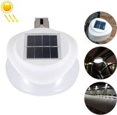 YouOKLight YK6418 IP55 waterdicht wit licht LED Solar Light  9 LEDs SMD 2835 energiebesparing straat Lamp met 0.5W / 2V zonnepaneel