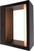 Zoomoi Cata  - led - Buiten wandlamp - buitenverlichting - wandverlichting - antraciet