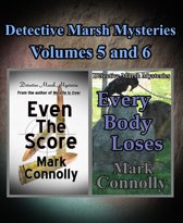 Detective Marsh Mysteries Volumes 5 and 6