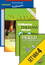Italiaans compleet  ( 4 titels)