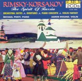 The Spirit of Russia: Music by Rimsky-Korsakov