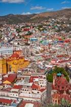 A View of Guanajuato Mexico Journal