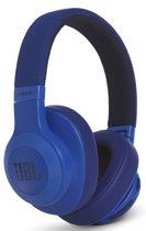JBL E55BT - Draadloze over-ear koptelefoon - Blauw