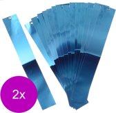 Nature Vogelschrikstrips - Kweekbenodigdheden - 2 x 0.1x4.5x29.5 cm Blauw 15 stuks