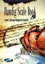 Handig scale boek - Gitaarboek voor improvisatie