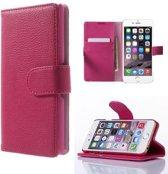 iPhone 7 Portemonnee Hoesje Case Roze