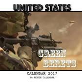 United States Green Beret Calendar 2017