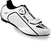 Spiuk Altube R Racefietsschoenen - Wit/Zwart - Unisex - Maat 43