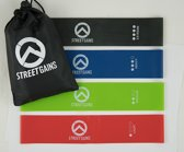 Mini Bands Pack - Fitness Elastiek | StreetGains®