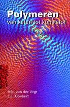 Boek cover Polymeren van A.K. van der Vegt (Hardcover)