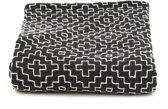 Blanket Comfy cotton black