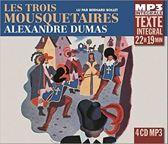 Les Trois Mousquetaires, Lu Par Bernard Bollet (In