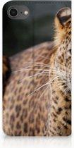 Book case iPhone 7 | 8 Luipaard