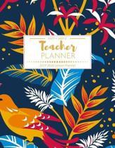 Lesson Planner for Teachers 2019-2020