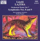 Lajtha: Orchestral Works, Vol. 7