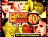 Back To The 80's-Long Versions Live