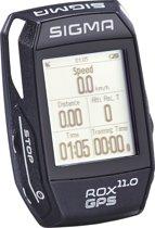 Sigma ROX GPS 11.0  Fietscomputer - 91 functies - ANT+/Bluetooth Draadloos - Zwart