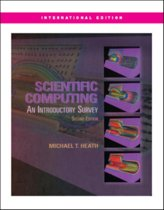 SCIENTIFIC COMPUTING 2E (Int'l Ed)