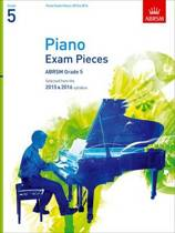 Piano Exam Pieces 2015 & 2016, Grade 5