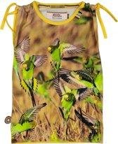 4funkyflavours Meisjes T-shirt - Multi - Maat 122-128