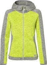 O'Neill Sportjas Piste hoodie - Pyranine Yellow - Xl