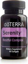 doTERRA Serenity Softgels (Rustgevend & Kalmerend) | 60st | Capsules | Etherische Olie