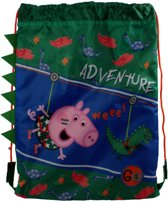Trade Mark Collections Peppa Pig George Trainer Bag