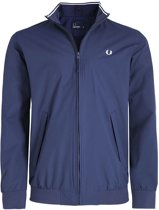 Fred Perry Brentham  Sportjas - Maat S  - Mannen - navy