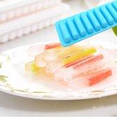 Siliconen vorm - ijsstaafjes voor drinkfles - staafcakejes/koekjes - staafjes mal - krijt vorm