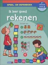 Speel -en oefenboek met stickers - Ik leer goed rekenen (6-7 j.)
