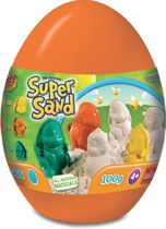 Super Sand Egg Sands Alive Orange